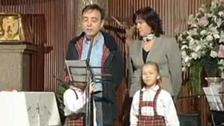 Vídeo Familias en Cadena de Oración 2005
