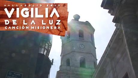 Vídeo de la Vigilia de la Luz del Festival de la Canción Misionera 2013 / Valladolid