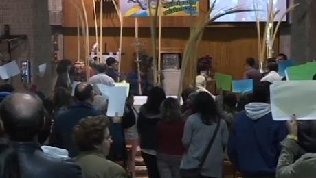 Vídeo de la Vigilia de la Luz del Festival de la Canción Misionera 2014