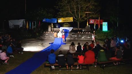 Vídeo Vigilia de la Luz Encuentros Misioneros Silos 2014
