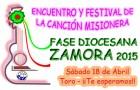 ASÍ HA SIDO EL ENCUENTRO Y FESTIVAL DE LA CANCIÓN MISIONERA DIOCESANA DE ZAMORA 2015