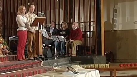Vídeo Familias en Cadena de Oración 2006