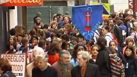Vídeo Tren Misionero 2006 – Palencia