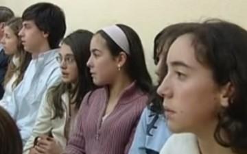 Vídeo Familias en Cadena de Oración 2004