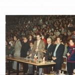 """Lema:""""Premio Novel para nuestros mayores"""""""