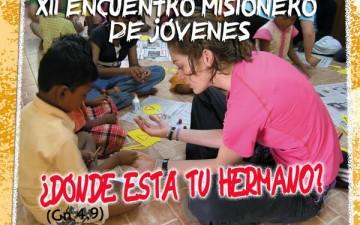 Encuentro Misionero de Jóvenes 2015   Obras Misionales Pontificias