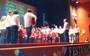 Después del Festival de la Canción Misionera 2015 en la diócesis de Getafe