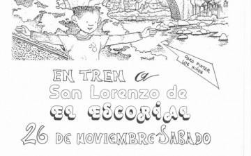 1988-TREN MISIONERO-DOMUND-EL ESCORIAL