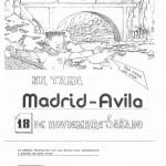 1989-TREN MISIONERO-ÁVILA