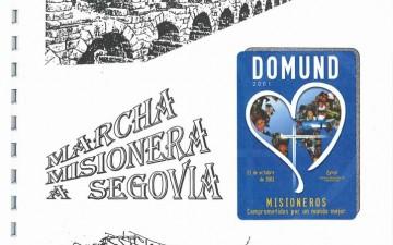 2001-TREN MISIONERO-SEGOVIA-DOMUND