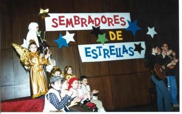HISTORIA DE SEMBRADORES DE ESTRELLAS – 1980 A 2002
