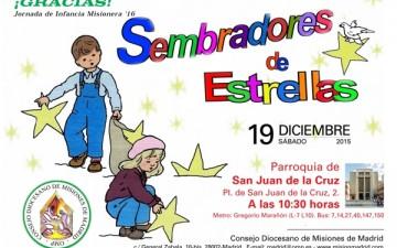 """CSF OS ANIMA A PARTICIPAR EN """"SEMBRADORES DE ESTRELLAS"""""""