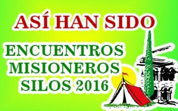 EMS 2016 -FOTOS DEL ENCUENTRO LAUDATO SIlos – 8 al 17 de Julio.