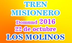 TREN MISIONERO 2016