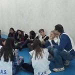 Grupos de reflexión.