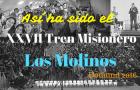 ASÍ HA SIDO EL TREN MISIONERO A LOS MOLINOS – Domund 2016