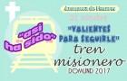 ASÍ HA SIDO EL TREN MISIONERO DOMUND 2017