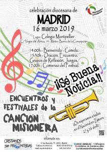 cartel festival 2019-madrid-montpellier